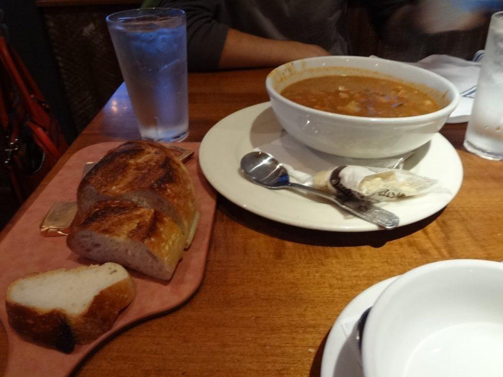 シーフードレストランSam's Chowder House