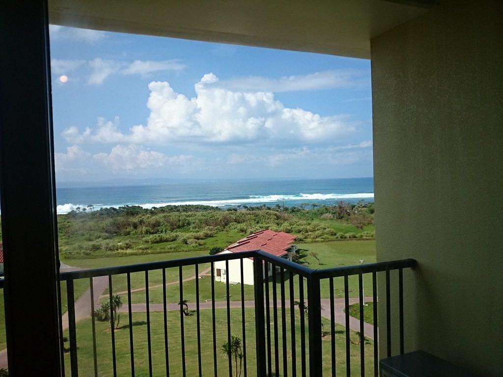 伊計島ホテルの景色