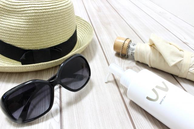 海水浴持ち物リスト:日焼け止め