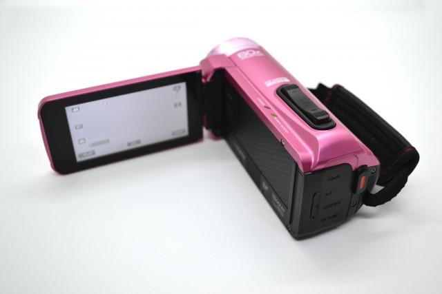 海水浴持ち物リスト:ビデオカメラ