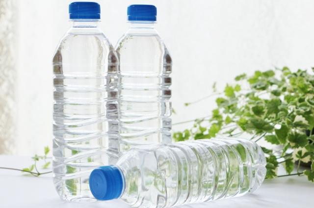 海水浴持ち物リスト:ペットボトル