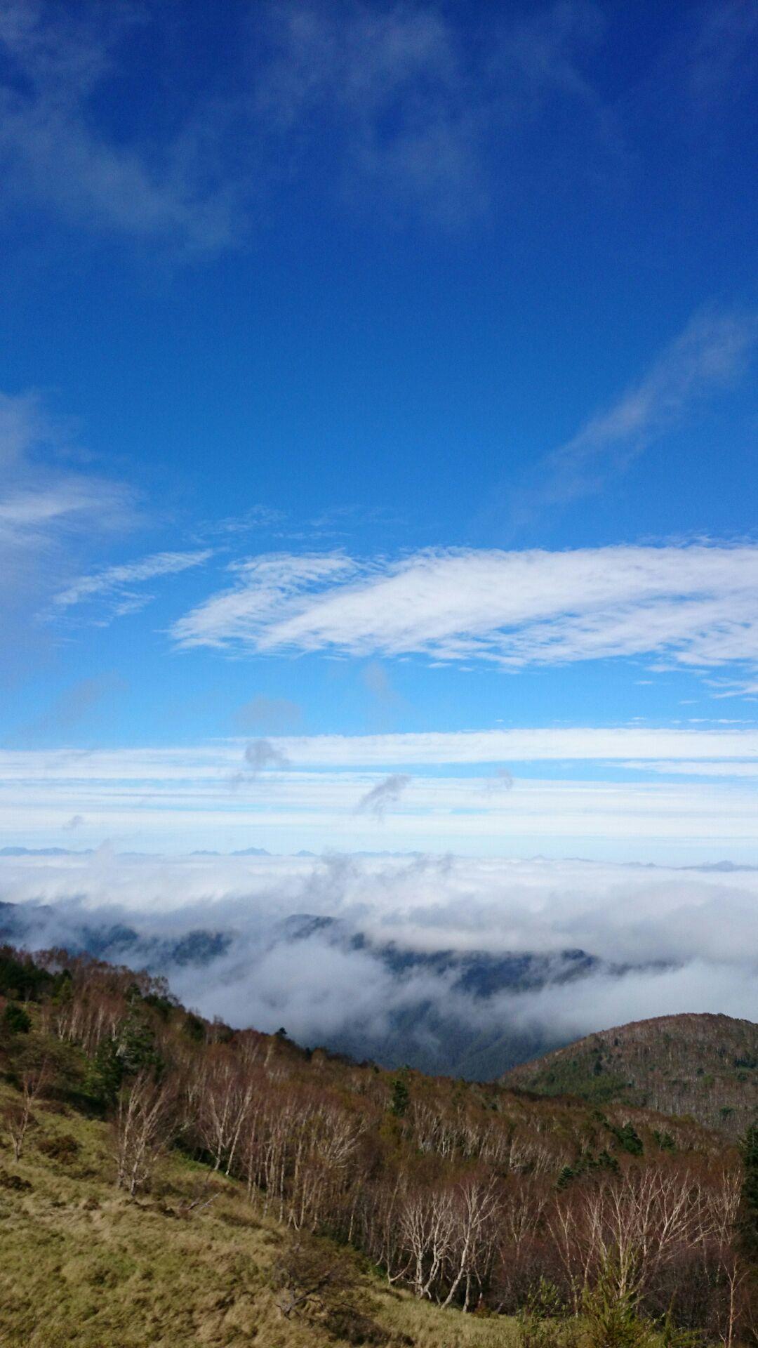 美ヶ原高原 展望台