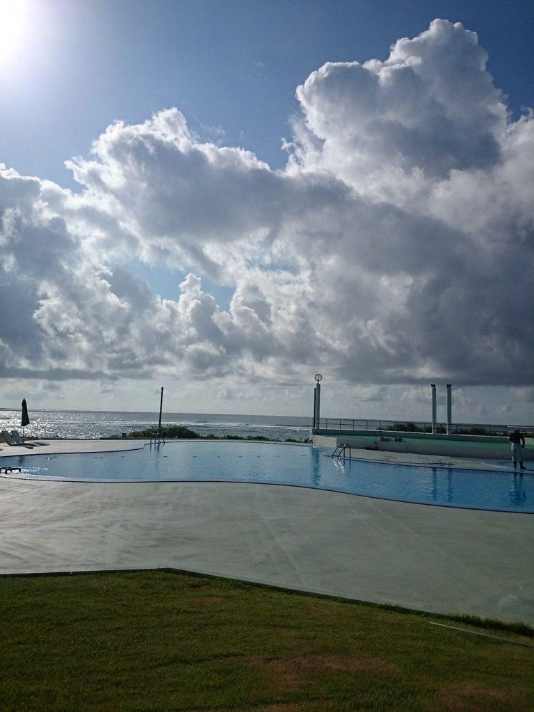 伊計島ホテルプール