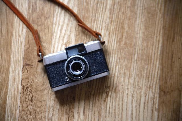 海水浴持ち物リスト:カメラ