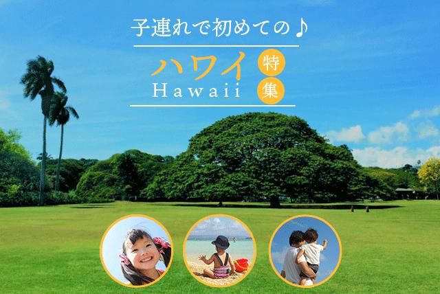 子連れで初めてのハワイ!おすすめプラン